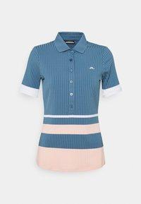 J.LINDEBERG - JUNE GOLF  - Polo shirt - captains blue - 0