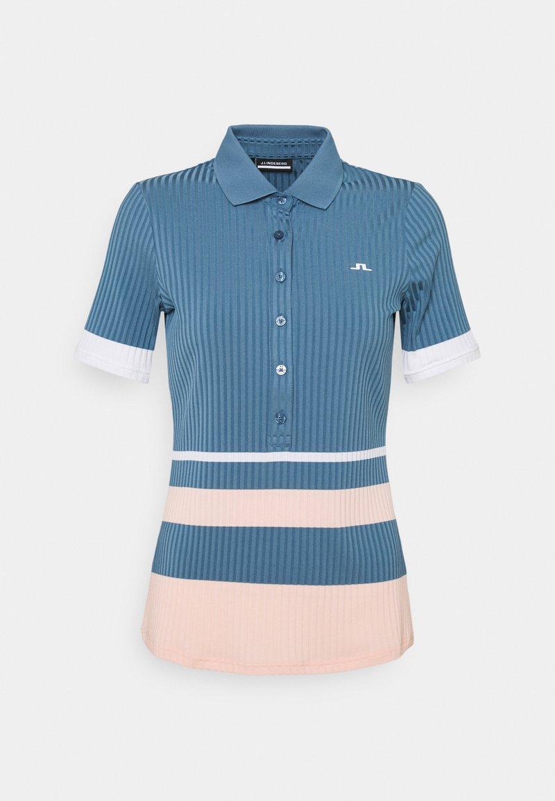 J.LINDEBERG - JUNE GOLF  - Polo shirt - captains blue