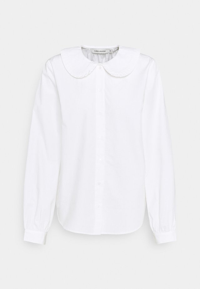 BLOUSE - Bluzka - white