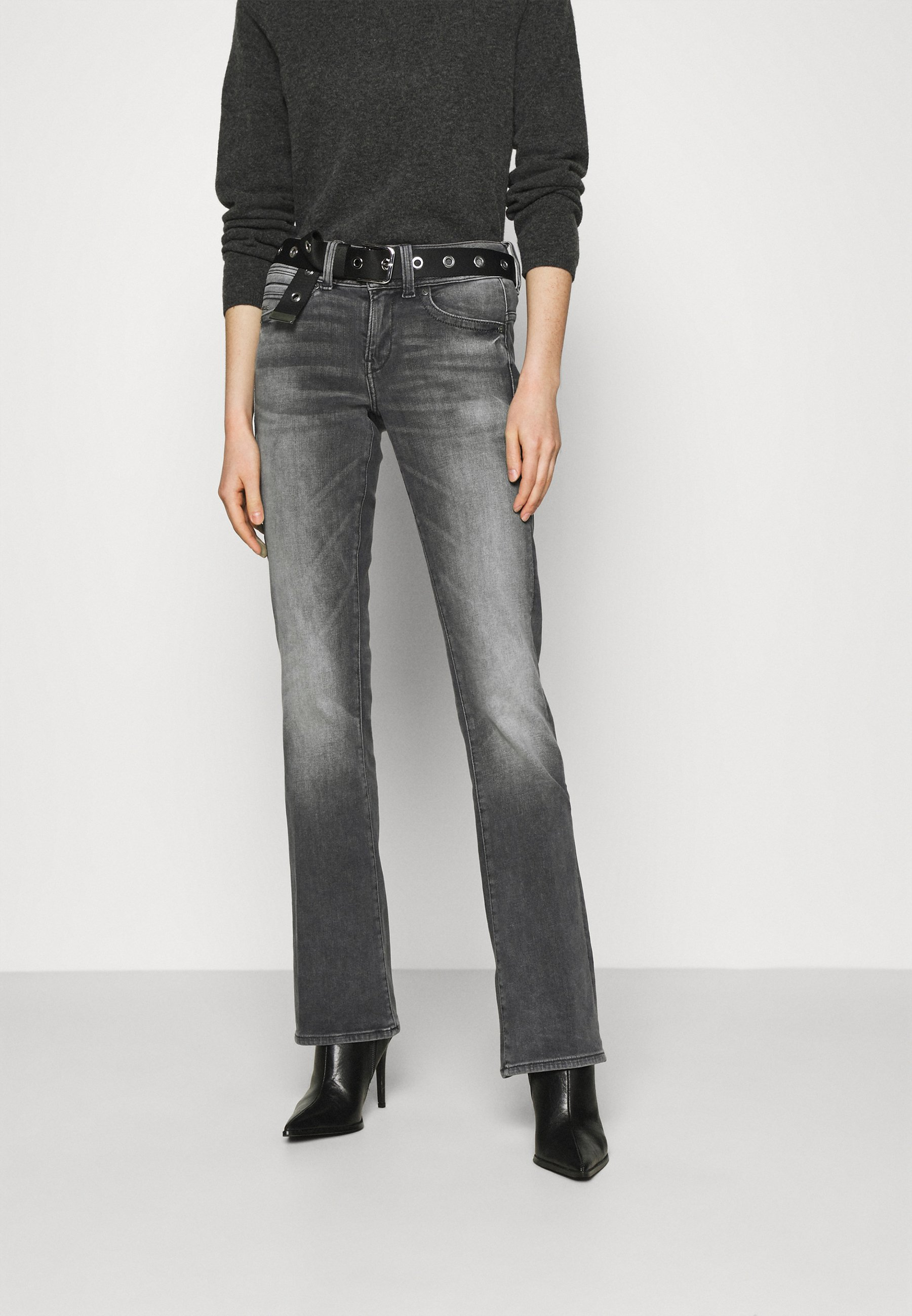 Damer MIDGE MID BOOTCUT   - Jeans Bootcut
