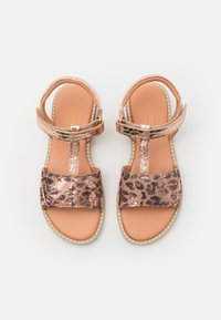 Friboo - LEATHER - Sandály - rose gold - 3