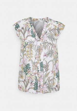 ONLMARS CAPSLEEVE - T-shirts print - tofu