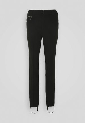 JOENTAKA - Trousers - black