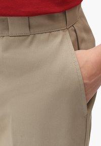 Dickies - 874 CROPPED PANTS - Bukser - khaki - 3