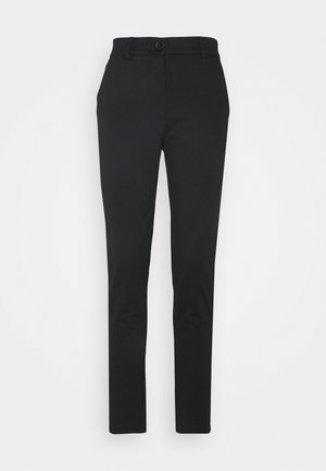 PCFIE PANTS - Pantaloni - black