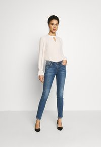 Miss Sixty - MY MAGIC CROPPED - Jeans Skinny Fit - light blue - 1