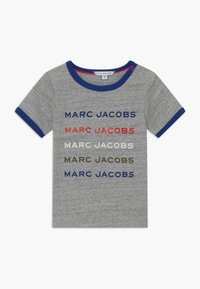 Little Marc Jacobs - BABY - T-shirt con stampa - chine grey - 0