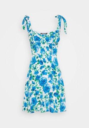 LINDSAY - Korte jurk - multi