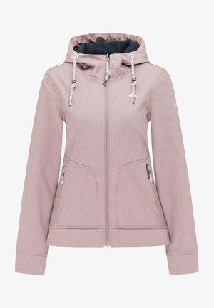 Outdoor jacket - altrosa melange