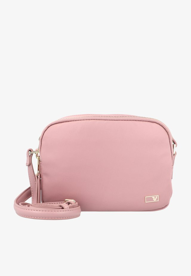 Across body bag - rosa antico