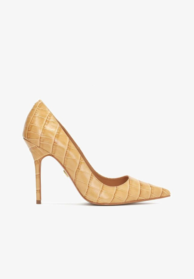 BIANCA - Klassieke pumps - Light brown