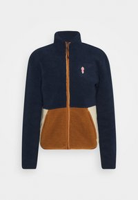 REVOLUTION - BLOCK - Summer jacket - navy - 0