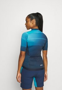 Gore Wear - WEAR FORCE WOMENS - Maillot de cycliste - scuba blue/orbit blue - 2