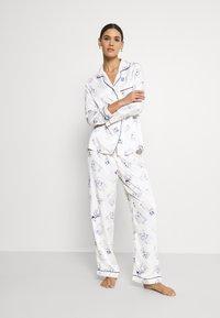 Chelsea Peers - SET - Pyjama - off-white - 1