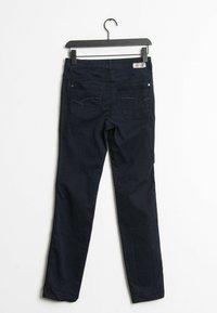 Olsen - Trousers - blue - 1