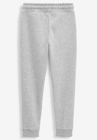 Next - SUPER SUEDED - Tracksuit bottoms - grey - 1