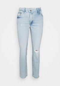 GOOD CLASSIC CROSSOVER WAIST - Skinny džíny - blue