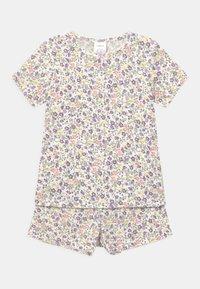 Lindex - FLOWERS - Pyžamová sada - light pink - 0