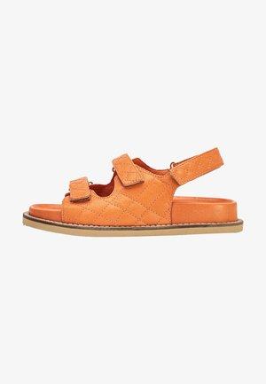 Trekkingsandaler - orange