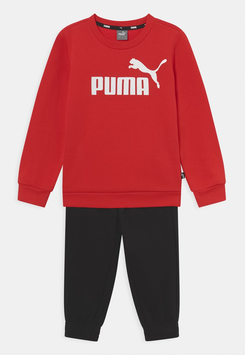 Puma - LOGO SUIT SET UNISEX - Chándal - high risk red