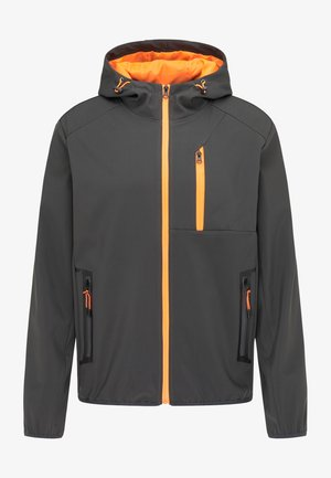 Outdoor jacket - dunkelgrau