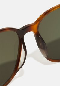 Mont Blanc - UNISEX - Sunglasses - havana/green - 3