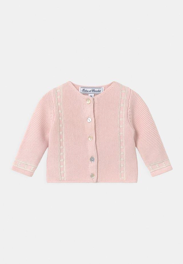 Vest - rose pale