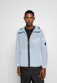 C.P. Company - OVERSHIRT - Summer jacket - light grey - 0