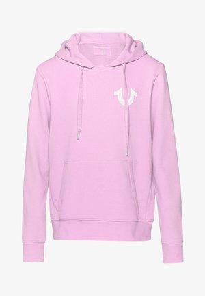 Mikina skapucí - pink