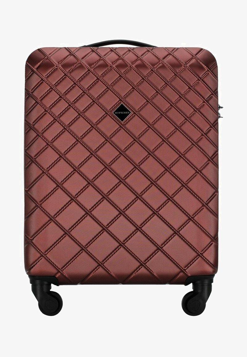 Wittchen - CLASSIC - Wheeled suitcase - burgund