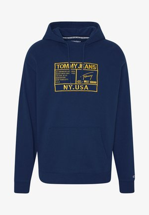 SURPLUS HOODIE - Mikina s kapucí - twilight navy