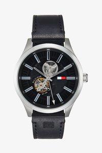 Tommy Hilfiger - Watch - black/silver - 1