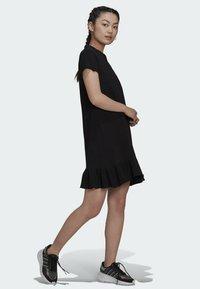 adidas Originals - Jersey dress - black - 3