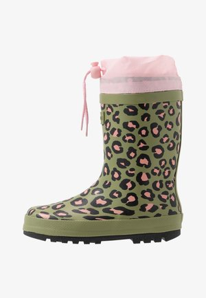CLASSIC GOLLY - Wellies - olive