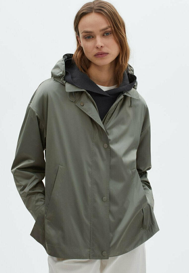 Massimo Dutti - Outdoor jacket - grey