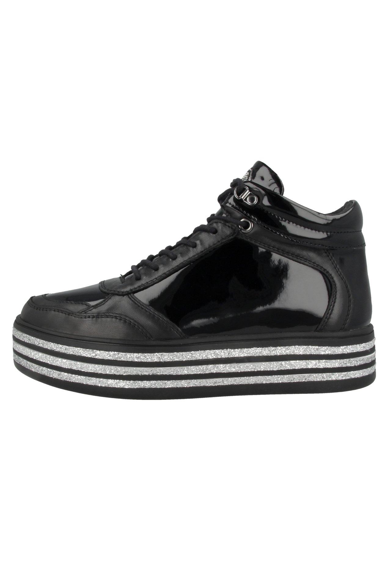 Damen NOVARA  - Sneaker high - black