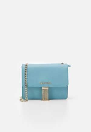 PICCADILLY - Across body bag - azzurro
