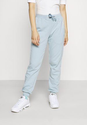 TEAKY PANTS - Pantalones deportivos - blue fog