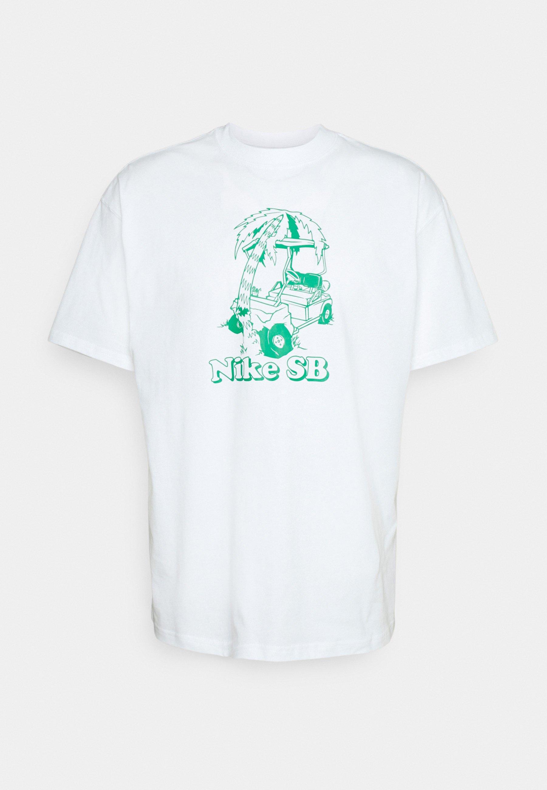 Women TEE WRECKED UNISEX - Print T-shirt