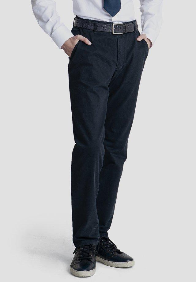 DENVER - Trousers - dunkelblau