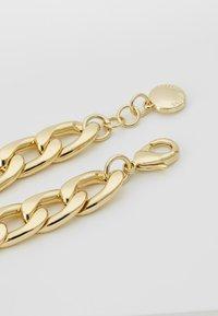 SNÖ of Sweden - MARIO MIDDLE BRACE PLAIN - Bracelet - gold-coloured - 3