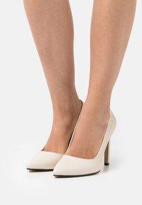 Trendyol - Classic heels - nude - 0