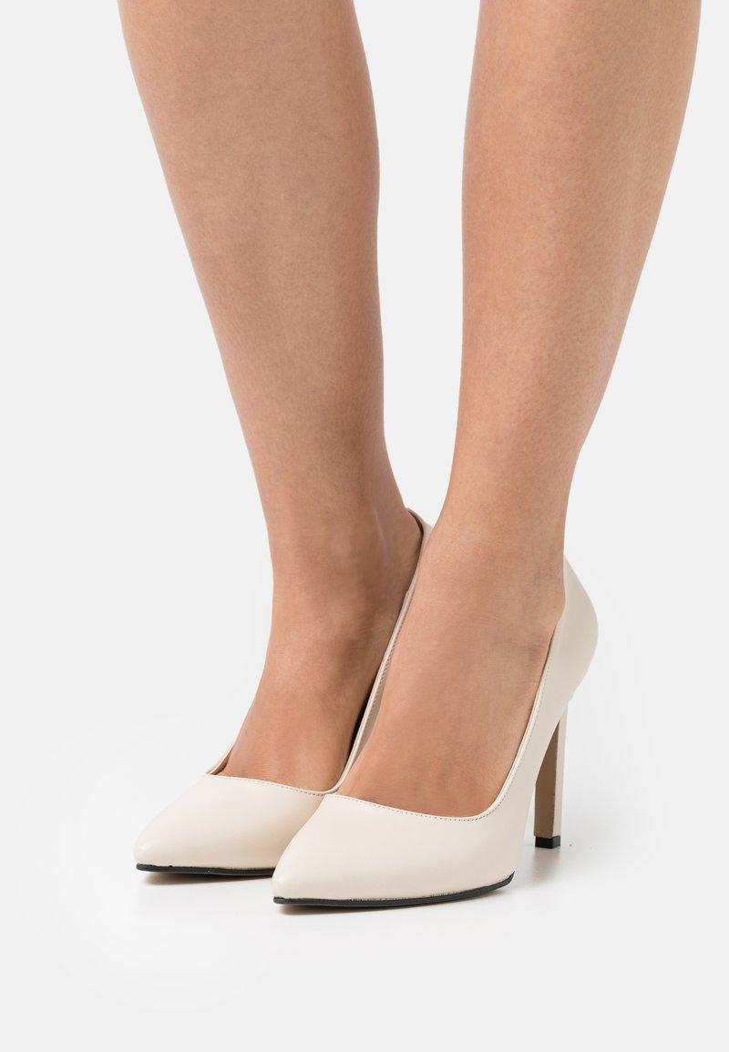 Trendyol - Classic heels - nude