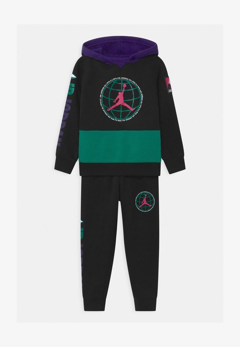 Jordan - MOUNTAINSIDE SET - Tracksuit - black