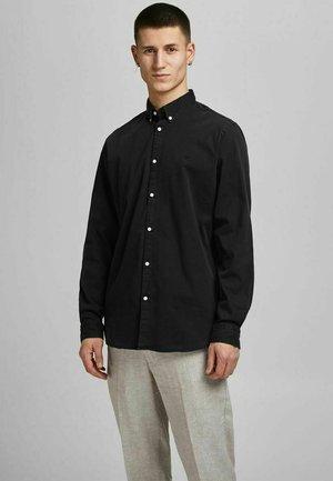 SLIM FIT - Shirt - black denim