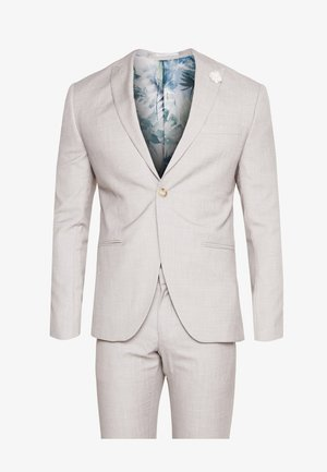 WEDDING SUIT LIGHT NEUTRAL - Jakkesæt - beige