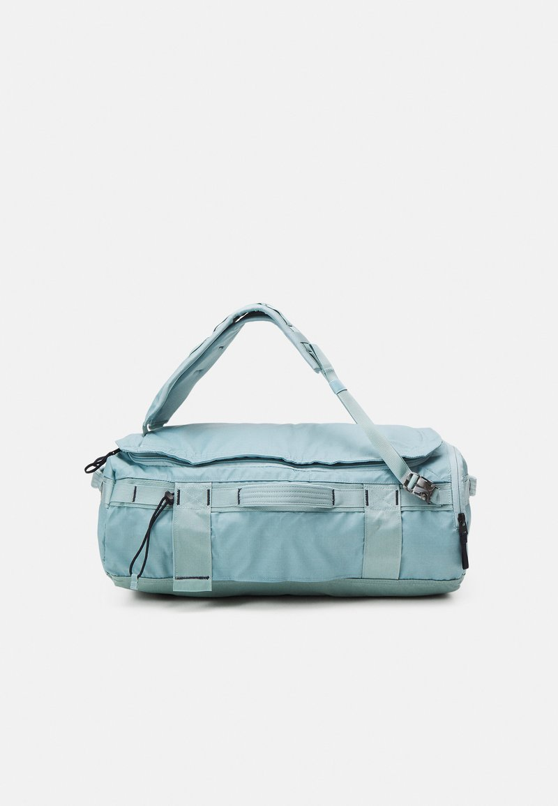 The North Face - BASE CAMP VOYAGER DUFFEL UNISEX - Sac à dos - tourmalineblu/aviatornavy
