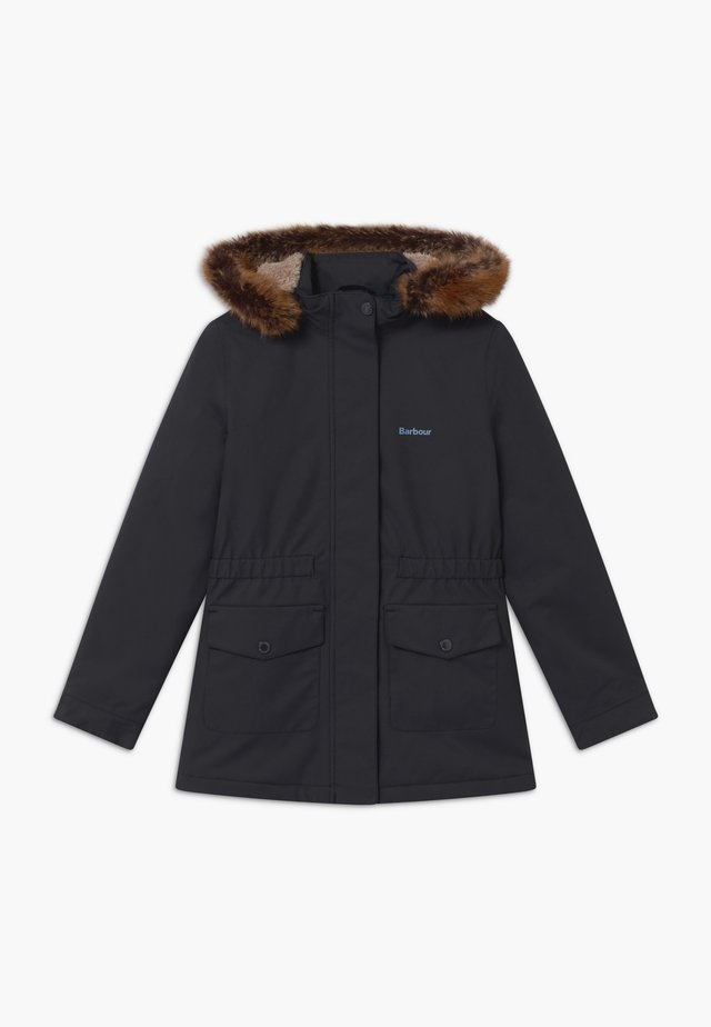GIRLS BOURNEMOUTH  - Winter coat - navy