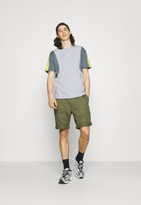 New Balance - Print T-shirt - light cyclone - 1