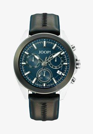 Kronografklockor - schwarz